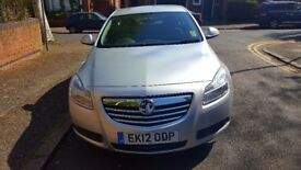 Vauxhall insignia Diesel, 133000 miles only, £5200. 00 MOT till May 2018