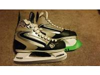 Boys ice hockey skates size 6