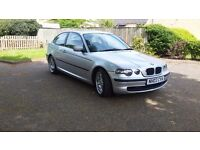 2003 Bmw 316ti Compact Sell Or Swap