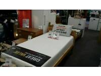 Single bed mattress BRITISH HEART FOUNDATION