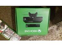 Xbox one with kinect .....