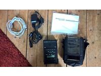 Marantz Pmd660/U3B Professional Hand-Held Compactflash Sound Recorder