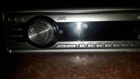 Jvc car stereo/cd/aux