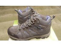 Ladies Karrimor walking boots size 5 . Brand new in box.
