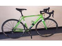 Kinesis Crosslight Evo 5 Cyclecross bike Green