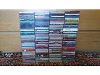 Approx 200 cd, varied genres
