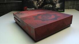 Gears Of War 2TB Xbox One Console BOXED!