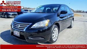 2014 Nissan Sentra S - only $106 biweekly!
