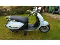 Aprilia mojito custom 50 habbana rs Sr moped