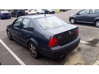 2003 VW Bora TDI 1.9L Need Gone ASAP
