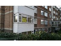 1 bed flat in block near Hove station PRIVATE LET / updated 25 Feb