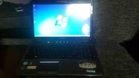 Toshiba Satellite P755 Intel I5 laptop