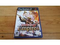 Dynasty Warriors 5 Empires - PlayStation 2 - Game