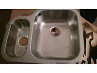 New Blanco supreme 533 kitchen sink