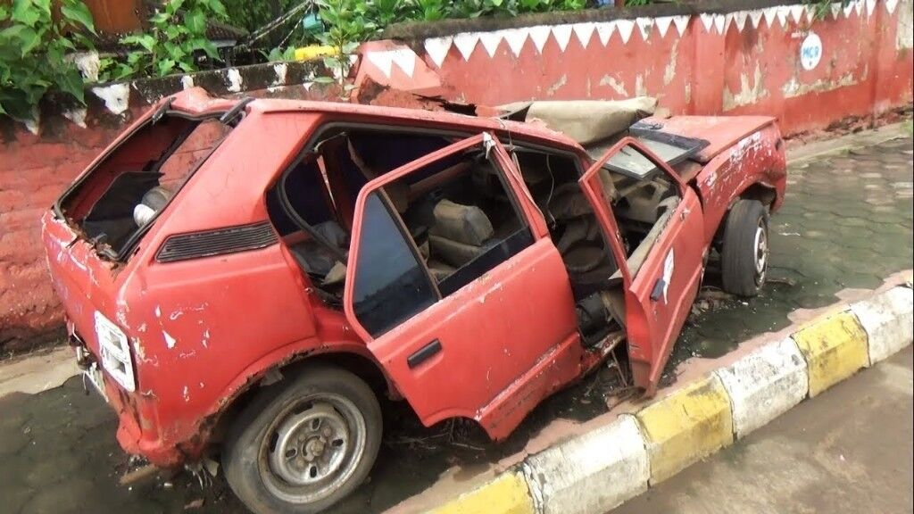 Best price payed for scrap cars wanted
