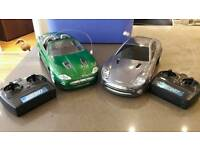 James Bond remote control cars