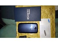 Samsung Galaxy S3 16GB Immaculate boxed New battery Case & Charger