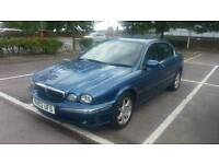 ++++FULLY LOADED JAGUAR X-TYPE ENGINE PULLS LIKE A TRAIN+++FRESH 1 YEAR MOT+++