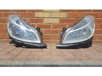 Mk3 Renault Clio headlights
