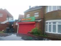 FULLY ESTABLISHED FAST FOOD TAKEAWAY...Myletz are proud to offer an amazing takeaway on Tudor Road