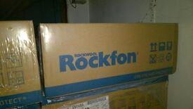 10 boxes rockfon ceiling tiles