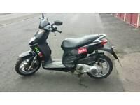 Aprilia 125cc city £1095 ovno