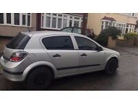 SILVER 1.4 VAUXHALL ASTRA LIFE FOR SALE
