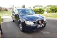 Golf Mk5 1.9TDI with Tow Bar 1 previous owner, full service history.