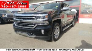 2016 Chevrolet Silverado 1500 High Country 4X4 CREW CAB TRUCK