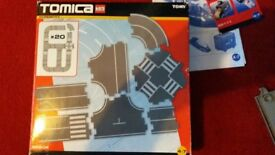 Tomy Tomica Hypercity accessories