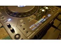 Pioneer CDJ 1000 mk2 dj player