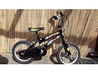 SMALL BEN 10 BIKE £10(check spam for reply if you message me,that's where my gumtree messages go!)