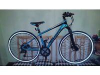 Boardman MX Sport Womens Hybrid Bike 40cm