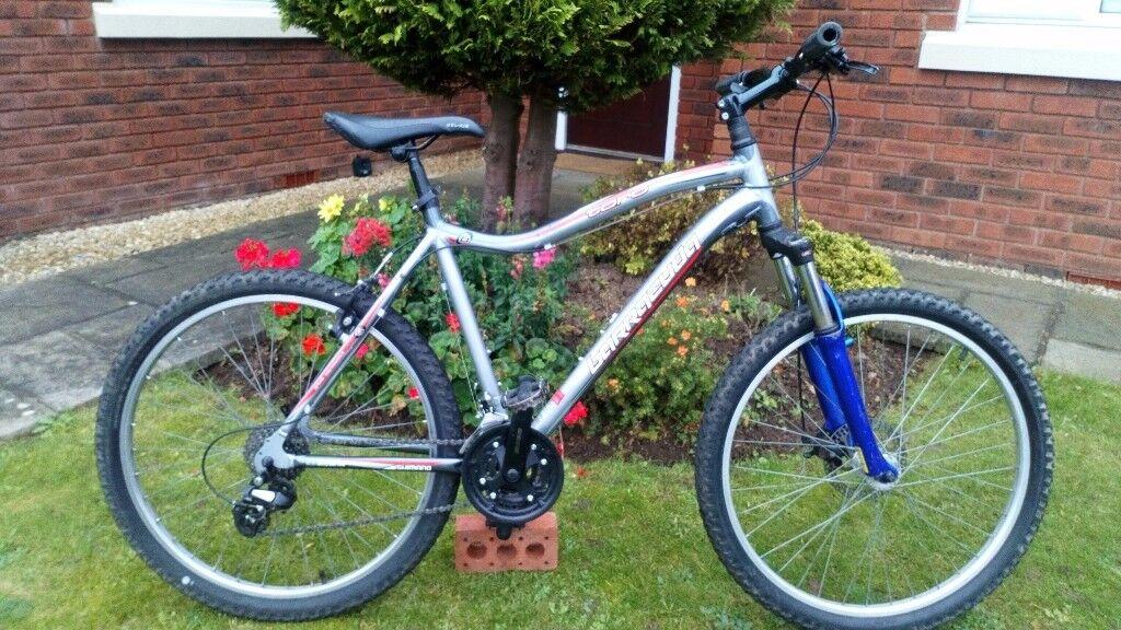 Barracuda Tora Mountain Bike Full Working Order 65 In