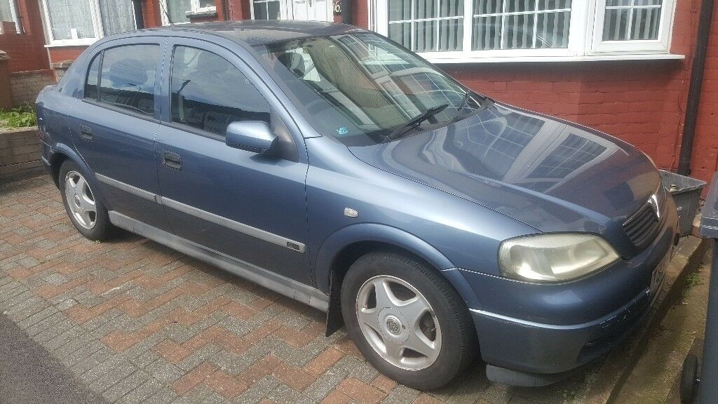 Vauxhall Astra 1.6 - cheap !!!