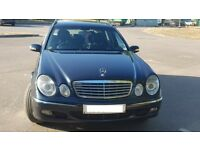 Mercedes-Benz E Class 3.0 E280 CDI Elegance 7G-Tronic 5dr, Black, LOVELY CAR, 2 OWNERS, 7 SEATER