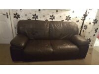 Brown Leather Sofas for sale