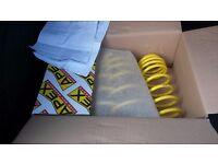 Apex lowering springs/suspension MK4 Golf GTI - 40mm