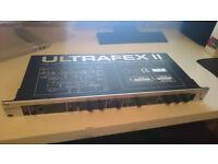 Behringer Ultrafex II EX3100 Multiband Sound Enhancement Processoor