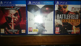 PS4 Game bundle Tekken 7