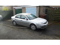Ford Mondeo 2.0 TDCi LX 5dr