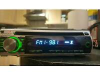 KENWOOD CD MP3 AUX PLAYER