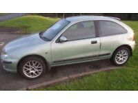 2001 rover 25 1.4 petrol only 2 owners