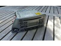 Ford KA Stereo - CD and Radio