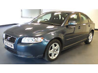 2009 59 VOLVO S40 1.6 D DRIVE S 4d 109 BHP *PART EX WELCOME*FINANCE AVAILABLE*WARRANTY*