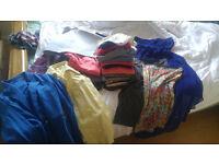 Women's clothes bundle size 8-10