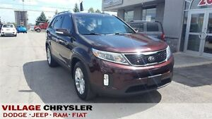 2015 Kia Sorento EX V6 AWD TOW HITCH,Leather, Heated Front & Rea