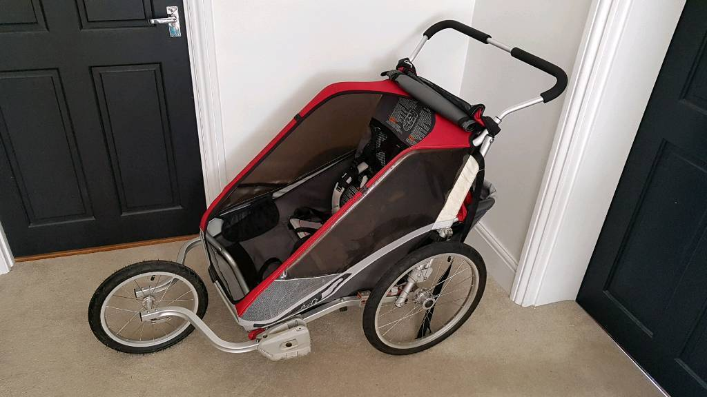 Thule Chariot Double Pram