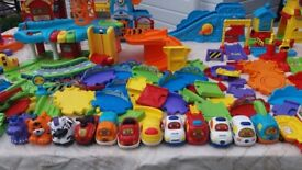 VTech toot toot driver toys.