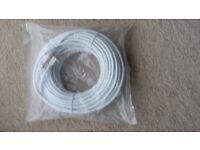 20m Net-X RJ45 Ethernet Cable. Brand New. (Borehamwood, Hertfordshire)